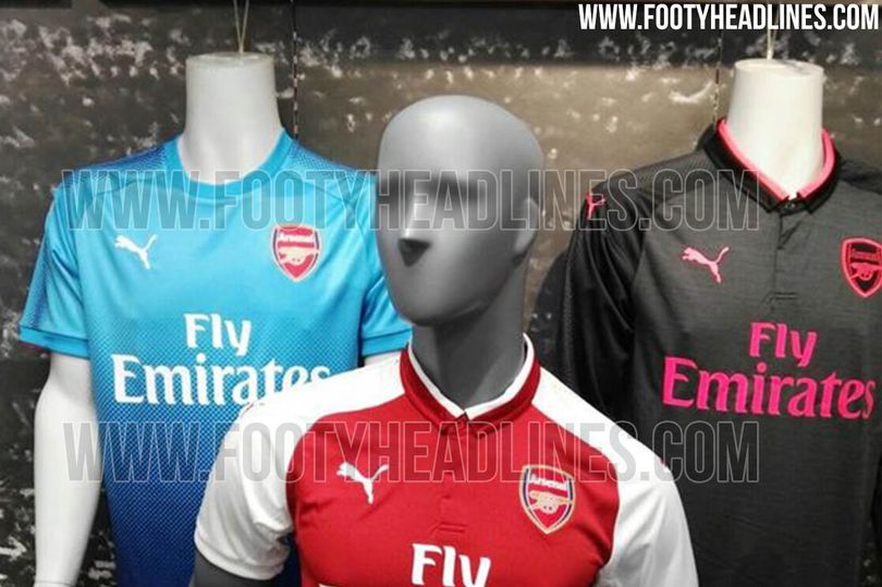 separation shoes 6d02f 6b11c Seasons Arsenal Kit Leaked - Devtools