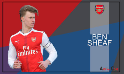 Ben-Sheaf-Arsenal