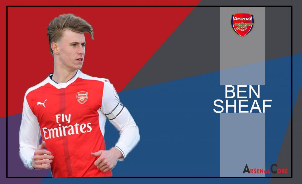 Ben-Sheaf-Arsenal