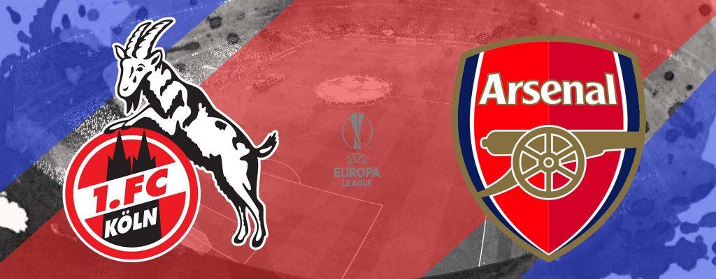 Cologne-Arsenal
