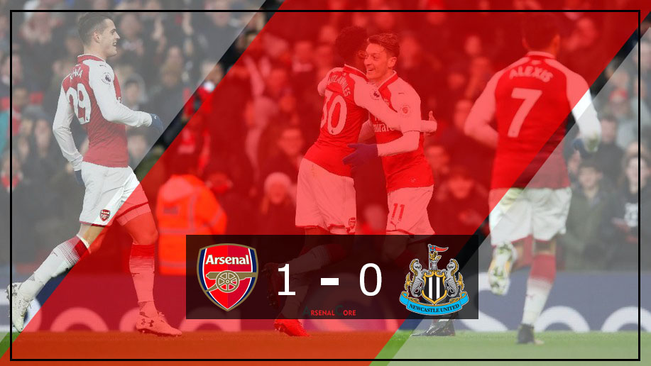 Arsenal Vs Newcastle United Report Player Ratings And Reactions