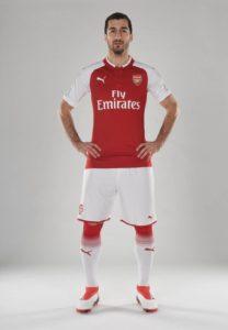 Henrikh-Mkhitaryan-Arsenal