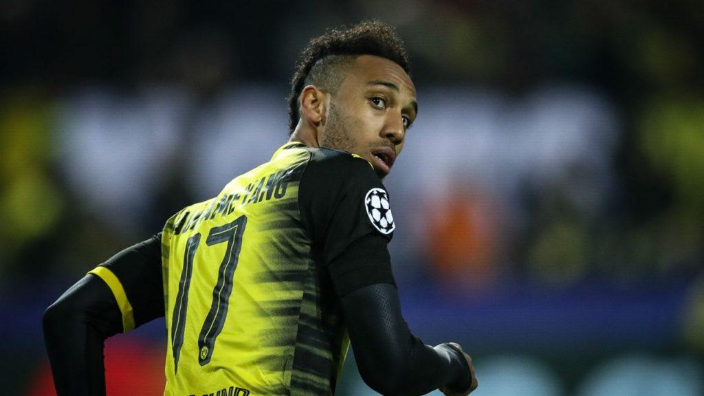 Aubameyang starts for Dortmund amid Arsenal speculations