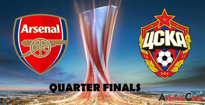 Nhận định Arsenal vs CSKA Moscow