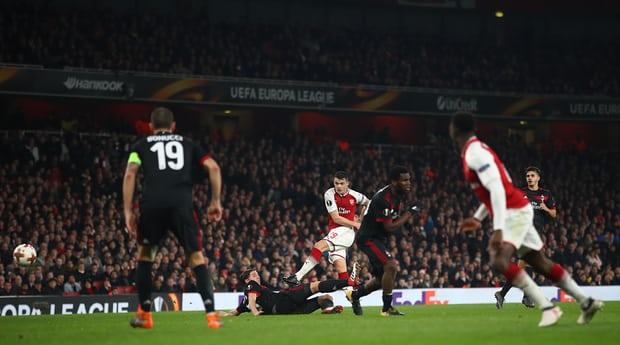Granit-Xhaka-Arsenal-vs-AC-Milan-Europa-League