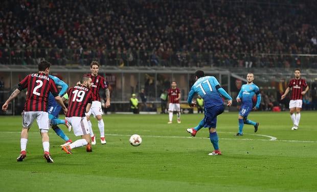 Henrikh_Mkhitaryan_First_Arsenal_Goal