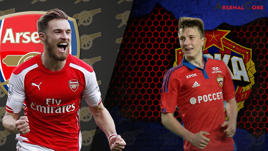 Link trực tiếp bóng đá hôm nay 5/4: Arsenal vs CSKA Moscow