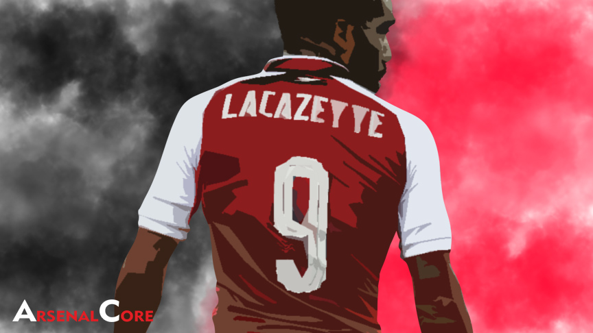Alexandre Lacazette Injury 'blessing In Disguise