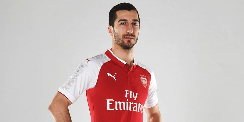 quality design 68897 54a85 5 things that you need to know about Henrikh Mkhitaryan ...