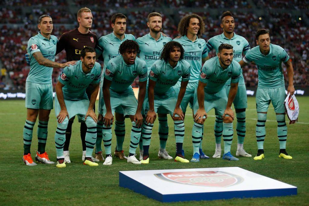 Arsenal-third-kit-PSG-Line-Up-International-Champions-Cup