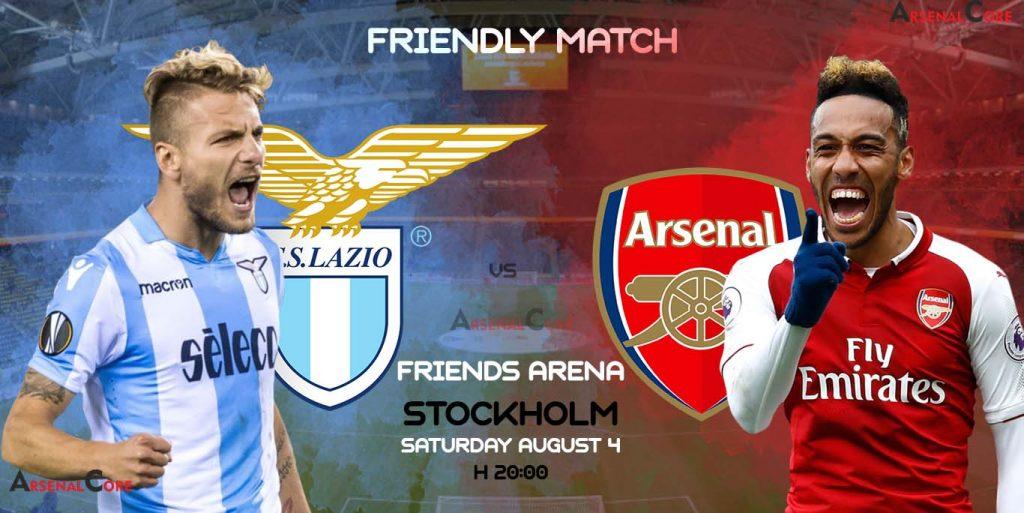Image result for arsenal vs lazio