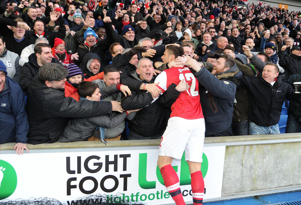 b728e7a9c Bring him home  - Arsenal fans want Olivier Giroud re-signed ...