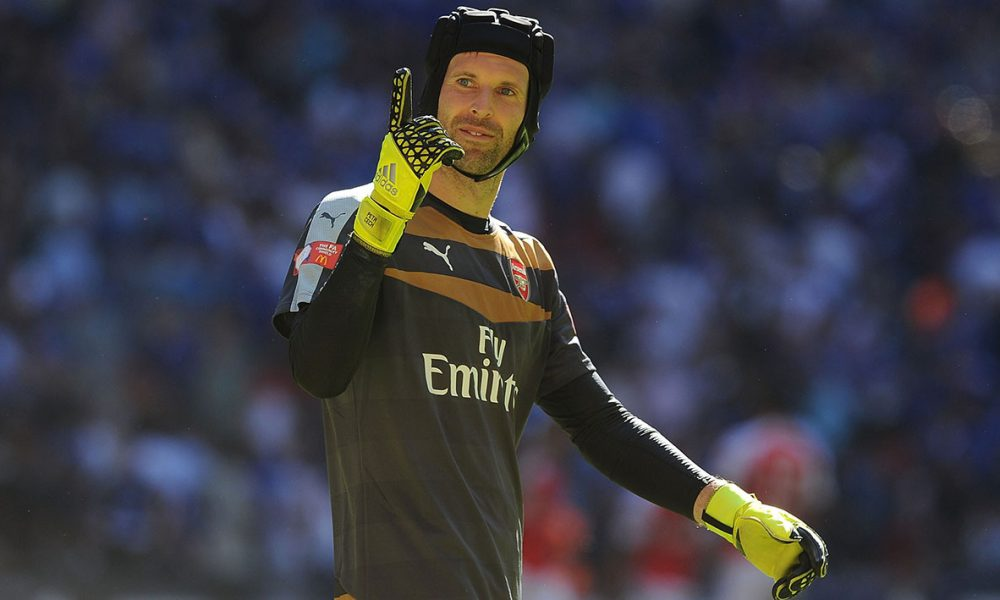 Petr Cech Ready To Fight For 'No.1 Spot' With Bernd Leno