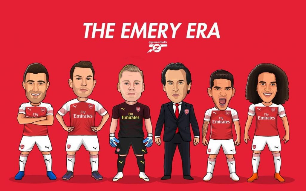 Baptism Of Fire For Unai Emery And The Gunners Arsenal Core