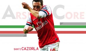 Unai Emery called Santi Cazorla for insight on Arsenal 0adb8615e85