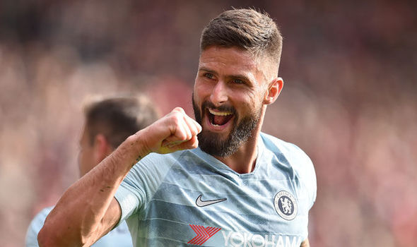 Olivier Giroud Is Better Suited To Chelsea Than To Arsenal