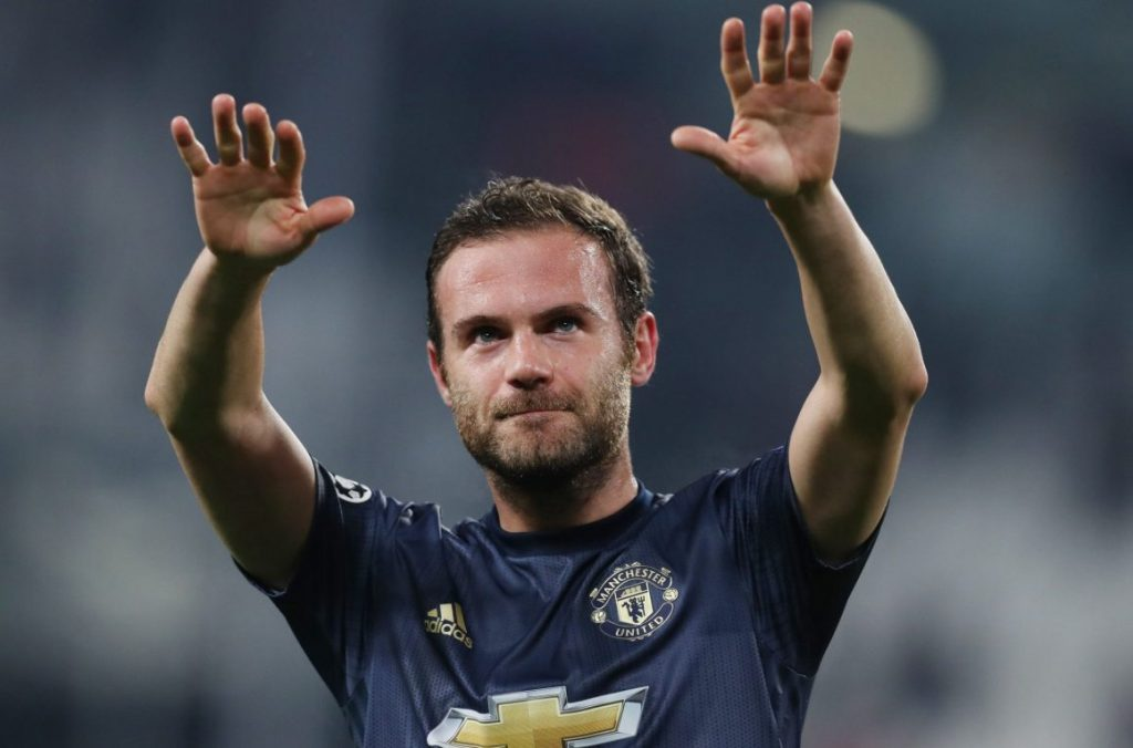 Juan Mata To Arsenal Is Done Deal