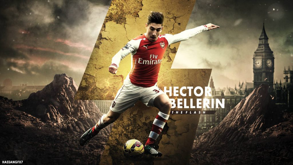 Hector Bellerin Is The Man To Boast With The Armband This