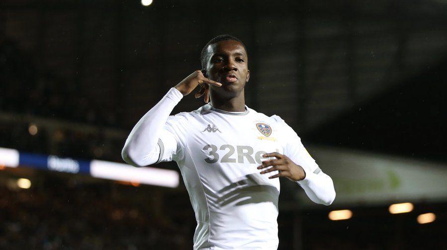 Arsenal pode trazer Eddie Nketiah de volta do empréstimo