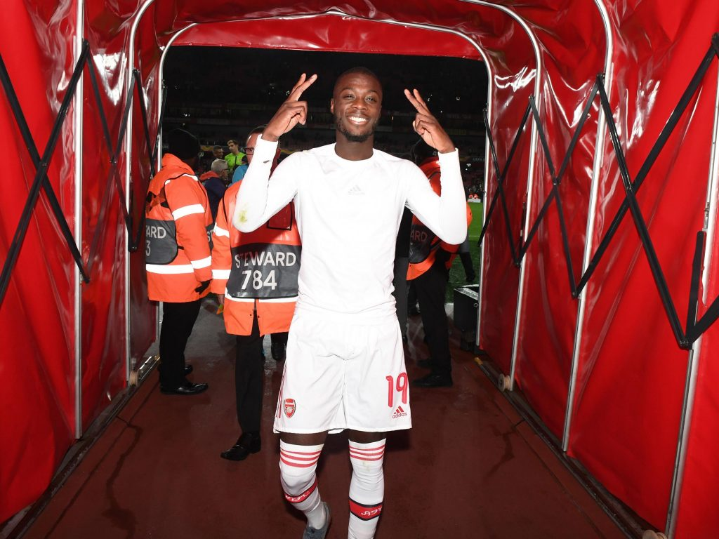 nicolas pepe can be the next big thing for arsenal. Black Bedroom Furniture Sets. Home Design Ideas
