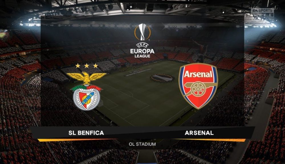 arsenal vs benfica - photo #37